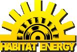 logo habitat energy